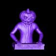 MRpumkin.stl Download STL file Mr PUMPKIN • 3D printer template, yoda3d