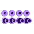 pegs.stl Download free STL file Fingerdigger • Design to 3D print, Zippityboomba