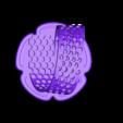 Paintbrushes holder .STL Download free STL file Support Brushes (Paintbrushes holder) • Model to 3D print, keyenix