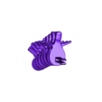 TRex_Dorsal_1.stl Télécharger fichier STL gratuit T-Rex Skeleton - Leo Burton Mount • Objet à imprimer en 3D, LordLilapause