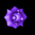 Pabumon.stl Download free STL file Digimon! - Botamon, Punimon, Pabumon, Nyokimon • 3D printing object, ChaosCoreTech