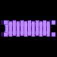 Bridge1x.stl Download free STL file Modular Grassland Tactics Tiles (18mm scale) • 3D printable model, Dutchmogul