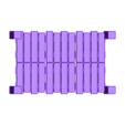 Bridge2x.stl Download free STL file Modular Grassland Tactics Tiles (18mm scale) • 3D printable model, Dutchmogul