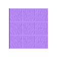 GrassTile.stl Download free STL file Modular Grassland Tactics Tiles (18mm scale) • 3D printable model, Dutchmogul