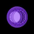 HexBowl1.stl Télécharger fichier STL gratuit HexBowl1 • Plan imprimable en 3D, Birk