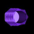 FacetedVase1.stl Download free STL file Faceted Vase 1 • 3D printer object, Birk