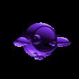 Lemur king01ok.stl Download free STL file Cute animal - lemur king potted • 3D printing model, mingshiuan