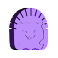 Hedgehog.stl Download free STL file mail hedgehog  • 3D print template, LordTailor