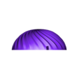 Spiral_Top.STL Download free STL file Squishy Turtle • 3D print template, jakejake