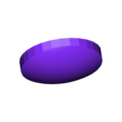 Mushroom_Tile_Front.stl Download free STL file Super Mario Mushroom • 3D printable template, Chrisibub
