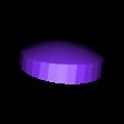 Mushroom_Tile_Back.stl Download free STL file Super Mario Mushroom • 3D printable template, Chrisibub