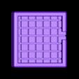 Unblock_Board_Game_Board.stl Télécharger fichier STL gratuit Unblock Board Game • Modèle pour impression 3D, Chrisibub