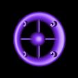 fanguard_40mm.stl Télécharger fichier STL gratuit fan guard 40mm • Design imprimable en 3D, bda