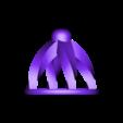 plp-cage-dessus.stl Download free STL file PLP BIRD IN A CAGE • 3D printer model, PLP