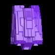 CANNON-base.STL Télécharger fichier STL gratuit Cybran T2 Destroyer - Salem Class • Plan à imprimer en 3D, Steyrc