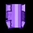 HULL-main1.STL Télécharger fichier STL gratuit Cybran T2 Destroyer - Salem Class • Plan à imprimer en 3D, Steyrc