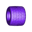 2017_OpenRCF1_RearRainTire_V6.stl Download free STL file OPENRC F1 2017 updated Rain Tires • 3D printing template, Palmiga