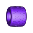 2017_OpenRCF1_RearRainTire_V5_fixed.stl Download free STL file OPENRC F1 2017 updated Rain Tires • 3D printing template, Palmiga