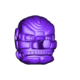 tengu_mask.stl Download free STL file Tengu mask • 3D print object, bs3
