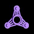 mini_frame.stl Télécharger fichier STL gratuit Nano spinner • Plan à imprimer en 3D, bda