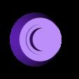 cap_flat.stl Télécharger fichier STL gratuit 629's spinner • Plan imprimable en 3D, bda