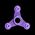 frame_B (2).stl Télécharger fichier STL gratuit 629's spinner • Plan imprimable en 3D, bda