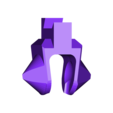Gorbo3 HIP_socket.STL Download STL file Gorbo 3 tankoped • Template to 3D print, Steyrc