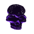 HalfSkull_v3.stl Télécharger fichier STL gratuit Skull • Plan à imprimer en 3D, Thebrakshow