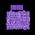 portachiavi.stl Download free STL file Home keychain • Design to 3D print, jucker