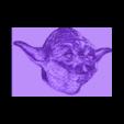 YODA 3DLITO.stl Télécharger fichier STL gratuit YODA dessin 3D (STAR WARS) • Objet pour impression 3D, 3dlito