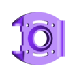 Top plate Mini racer Brushless 0703  .stl Télécharger fichier STL gratuit Micro Quad fpv Racer 100mm Brushless 1S 0703 20.000kv • Modèle à imprimer en 3D, Microdure