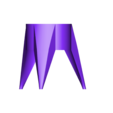 Pot de fleurs tripod.stl Download free STL file Pot de fleurs tripode • 3D print model, KernelDesign