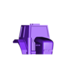 Cabina y motor.stl Download free STL file Easy to print Generic Tractor (esc: 1: 100) • 3D printing template, guaro3d