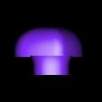 BPC COEUR d15 D30 H16.STL Download STL file poignée bouton commode armoire sdb bricolage tiroir • 3D printer design, Laurence