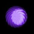 low_vase_light_holder_easyprint.STL Download free STL file Twisted vases and tealight holder • Design to 3D print, Pratrik
