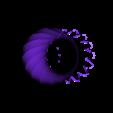 high_vase_v2_easy_print_0thickness.STL Download free STL file Twisted vases and tealight holder • Design to 3D print, Pratrik