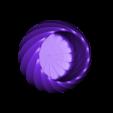 low_vase_light_holder.STL Download free STL file Twisted vases and tealight holder • Design to 3D print, Pratrik