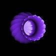 High_vase_v1.STL Download free STL file Twisted vases and tealight holder • Design to 3D print, Pratrik