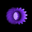 High_vase_v2.STL Download free STL file Twisted vases and tealight holder • Design to 3D print, Pratrik