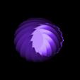 High_vase_v3_easy.STL Download free STL file Twisted vases and tealight holder • Design to 3D print, Pratrik