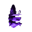 lufysnail_phone_stand.stl Download free STL file One Piece snail phone stand • 3D print object, orangeteacher
