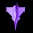 Rafale.STL Download free STL file Rafale Aircraft • 3D printer template, Benjamin_P