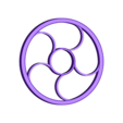 hand-spinner-rond.stl Download free STL file Hand spinning around • 3D printing model, dsf