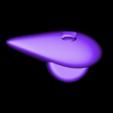 Rueda Izq B.stl Download STL file Howard Mike Golden Age Air Racer • 3D print template, guaro3d