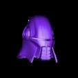 starkiller printable v5.stl Download STL file  Starkiller Helmet • Model to 3D print, 3dpicasso