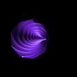 spiral_lamp_2.stl Download free STL file Spiral LED Lamp • 3D print template, Job