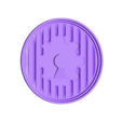 coaster_OpenSourceHardware.stl Download free STL file Stackable Drink Coaster • 3D print object, CyberCyclist