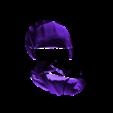 hair.stl Download free STL file sagesumi remix • 3D printable model, CyberCyclist