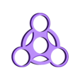Exquisite_Crift.stl Download free STL file Fidget Spinner ( ABS ) • 3D printable template, 3DPrintingGurus