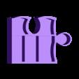 puzzle new 5 sans accroche.stl Download STL file PUZZLE SHELVES • 3D print model, catf3d